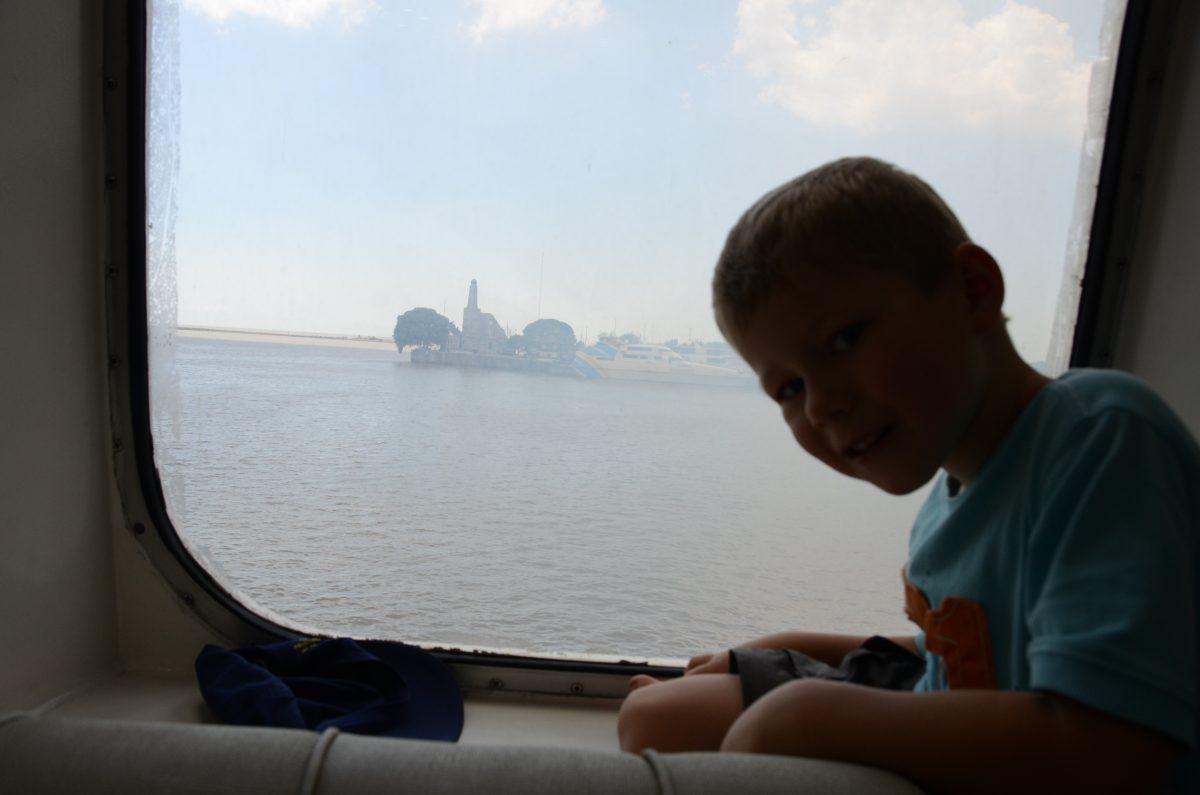 Montevideo und unsere Erwartungen