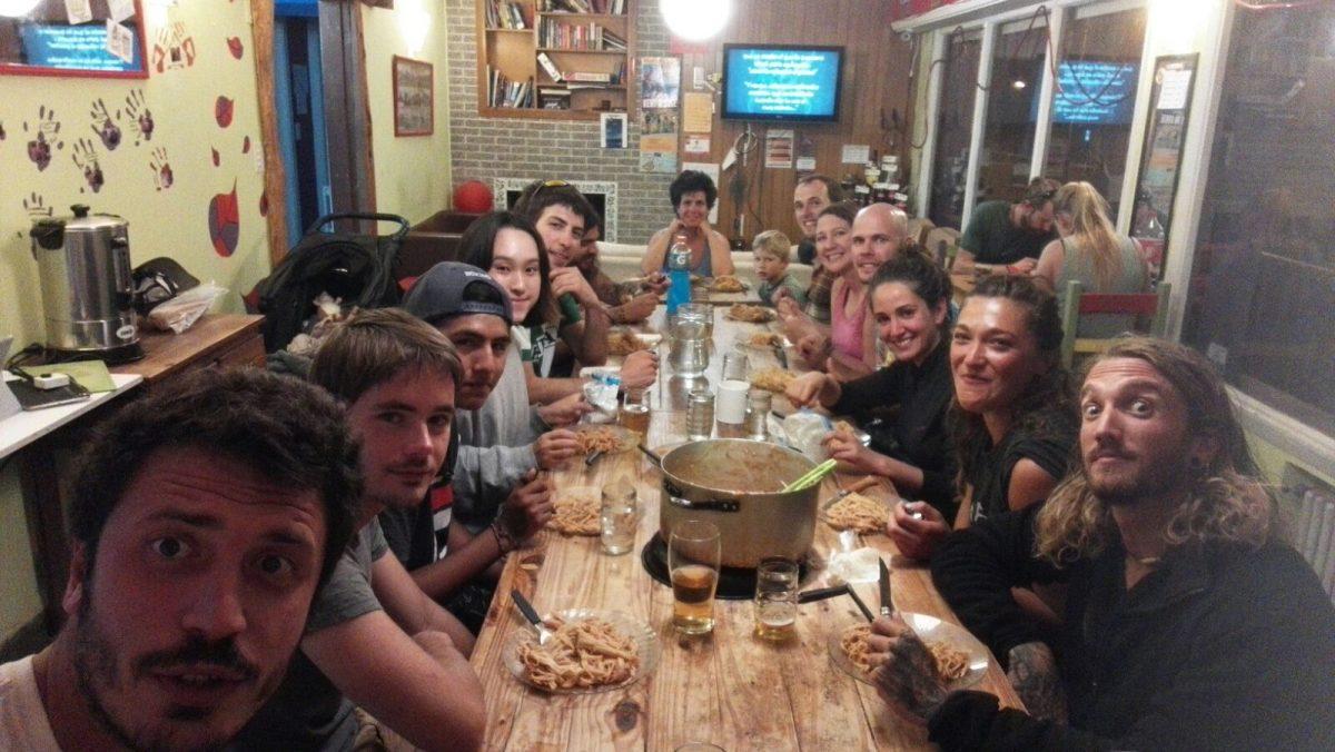 Abschied von Argentinien in Bariloche