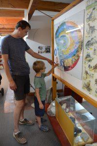 Pantäologisches Museum in Bariloche