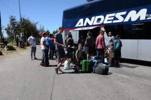 Fernbus Bariloche nach Temuco