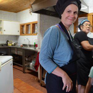 Kochen bei den Mapuche