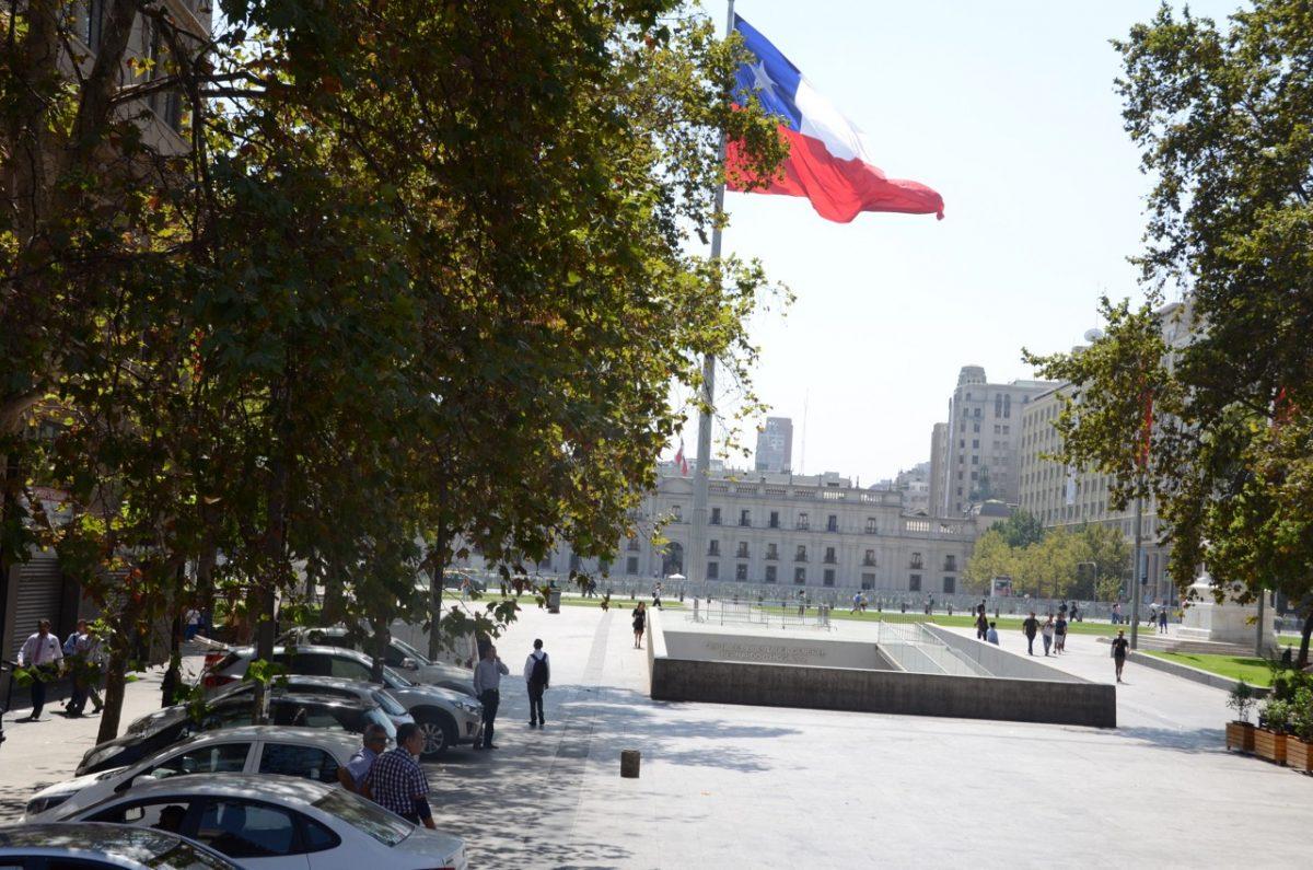 Santiago de Chile – Unsere Stadt