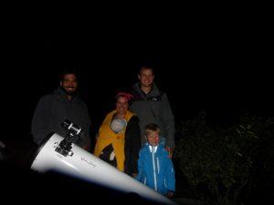 Astronomía Desde el Jardin Diaguidas