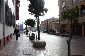 Stadtspaziergang in La Sereña