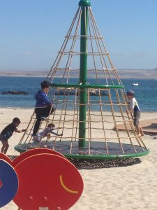 Spielen in Bahía Inglesa