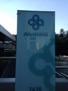 Clinica Alemana in Santiago de Chile