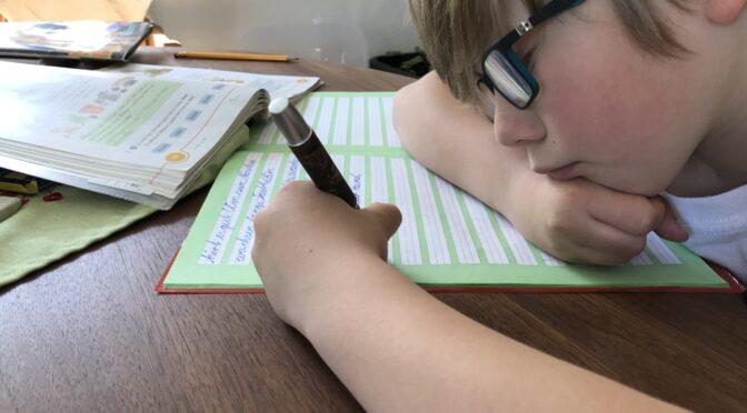 Homeschooling wegen CORONA